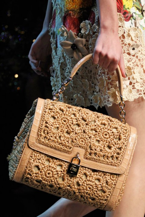 Dolce And Gabbana bags 2012